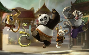 <em>Kung Fu Panda</em> Franchise Heading to a TV Near You