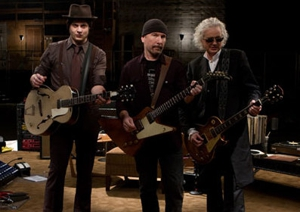 <em>It Might Get Loud</em> Trailer Premieres, Featuring Jimmy Page, The Edge and Jack White