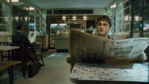 Harry Potter in the <em>Paste</em> Headlines