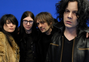 The Dead Weather Plots Summer Tour