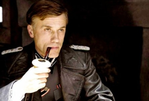<em>Inglourious Basterds</em> Breakout Replaces Nic Cage in <em>Green Hornet</em>