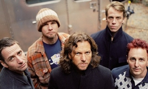 Why So Serious?: One Writer's Mostly-Failed Attempt to Find Humor in the History of Pearl Jam