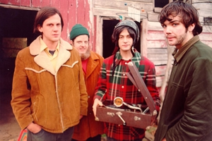 Neutral Milk Hotel Gets Resurrected on Vinyl