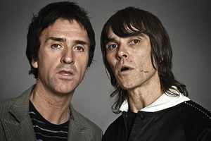 Ian Brown and Johnny Marr Team Up for TV Soundtrack