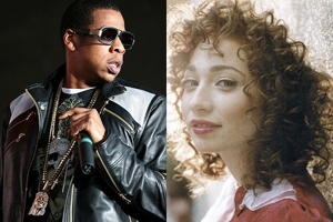 "Jay-Z and Regina Spektor Stack Some ""Crispy Benjamins"""