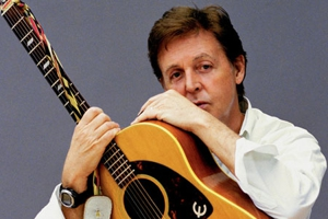 Paul McCartney Says &lt;em&gt;Good Evening New York City&lt;/em&gt; With Upcoming CD/DVD
