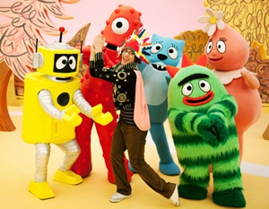 Andy Samberg, The Roots, MGMT Coming to <em>Yo Gabba Gabba!</em>