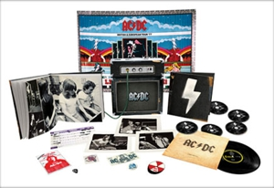 AC/DC's <em>Back Tracks</em> Box Set: Also a Working Guitar Amp