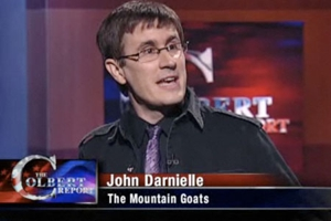 Watch The Mountain Goats on Stephen Colbert and Listen to Their New Album