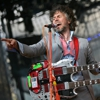 Watch Wayne Coyne Paint with His Own Blood