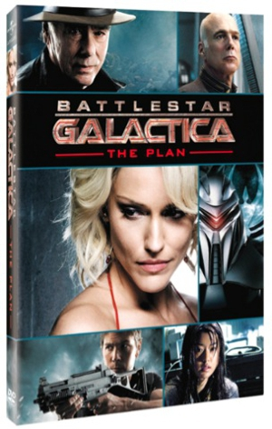 High Definition: <i>Battlestar Galactica: The Plan</i>
