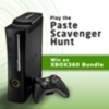 Win an Xbox 360 Elite Bundle in the Paste Scavenger Hunt