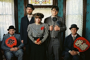Watch the Trailer for The Decemberists Video Album, <em>Here Comes the Waves: The Hazards of Love Visualized</em>