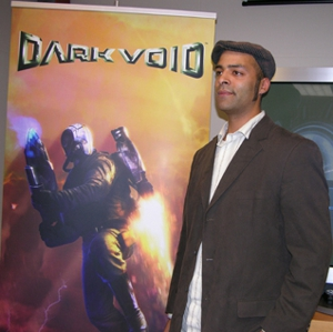 Catching Up With... <em>Dark Void</em>'s Senior Producer Morgan Gray