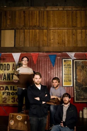 Catching Up With... Frightened Rabbit