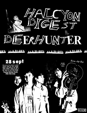 Listen to Deerhunter's New Album, <em>Halcyon Digest</em>