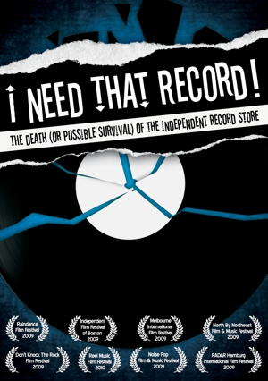 Record Store Doc Gets Released on DVD
