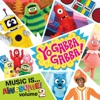 Weezer, MGMT, Apples in Stereo Featured on &lt;em&gt;Yo Gabba Gabba!&lt;/em&gt; Soundtrack