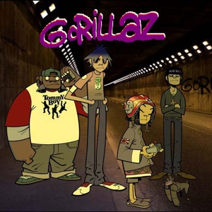 Gorillaz Ready New, Free Album for Christmas