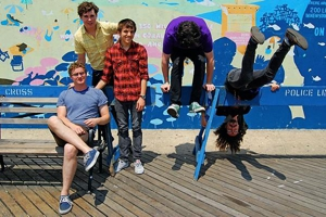 Surfer Blood Readying New EP?