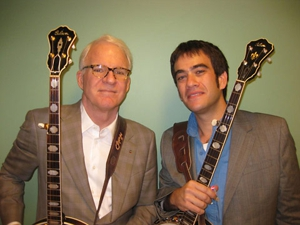Steve Martin Awards Excellence in Bluegrass