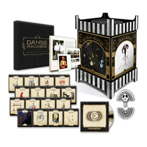 Warner Bros. Announces Danny Elfman and Tim Burton Box Set