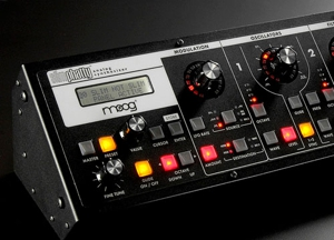 Moog Presents a Little Synth Called Slim Phatty