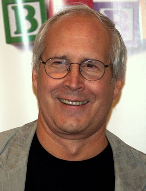 Watch Chevy Chase Do the Stanky Leg!