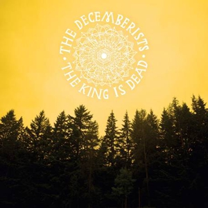 The Decemberists Reveal New Album Artwork, Conan Performance
