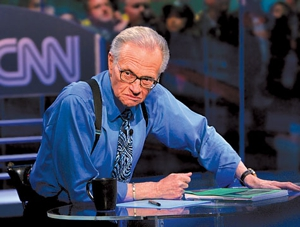 Larry King's Final Episode to Air Tonight