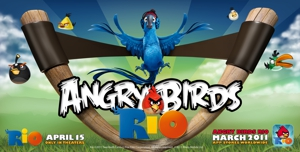 New &lt;em&gt;Angry Birds&lt;/em&gt; Game Due in March