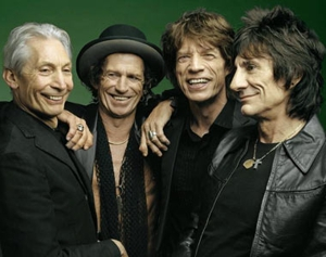 Rolling Stones, Rush and Nirvana Receive iPad Apps