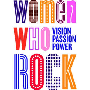 Women Who Rock Flyer