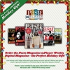 Paste mPlayer: The Instant Musical Holiday Gift