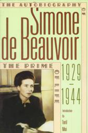 &lt;i&gt;The Prime of Life&lt;/i&gt; by Simone de Beauvoir