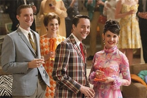 &lt;i&gt;Mad Men&lt;/i&gt; Review: &quot;A Little Kiss&quot; (Episode 5.01)