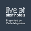 Aloft Hotels and <i>Paste</i> Announce Free 10-Show Summer Series