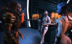 <em>Mass Effect</em> Movie in the Works