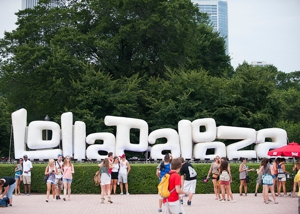 Lollapalooza 2011 Day One Recap