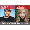 Song Premiere: Lydia Loveless and Scott H. Biram's Songs from 'The Bad Machine Tour'