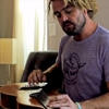 Live at Hangout: Xavier Rudd Talks, Performs Song Backstage