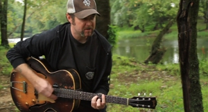 "Video Premiere: Scott H. Biram - ""Just Another River"""