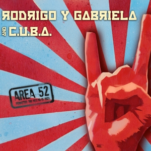 Video Premiere: Rodrigo y Gabriela <i>Area 52</i> Trailer