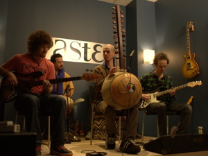 Live At Paste: Toubab Krewe