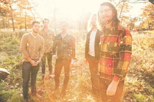Video Premiere: The Wooden Sky - 'Grace On A Hill, Part Five'