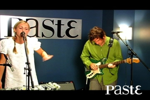"Live at Paste - The Submarines- ""You, Me and the Bourgeoisie"""