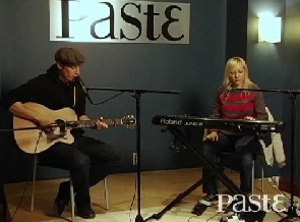 Live at Paste: The Rosebuds