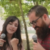 Live From Bonnaroo: Lauren Shera and David Mayfield