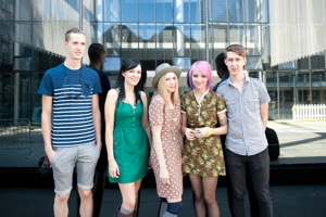 Album Stream: Eisley - &lt;i&gt;Deep Space&lt;/i&gt;