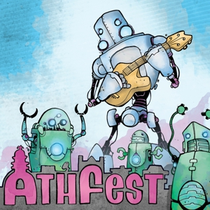 Album Stream: Various Artists - AthFest 2012 Compilation